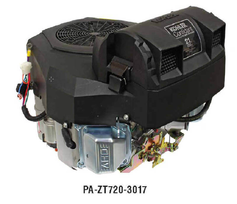 Kohler Confidant PA-ZT720-3017 21 HP Engine For Commerical Walk Behind  Mowers