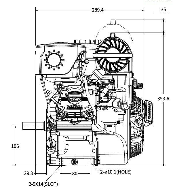 troy bilt engine diagram vanguard 12v332 tbh 6 5 hp direct replacement engine kit for all troy bilt 208cc engine diagram 6 5 hp direct replacement engine